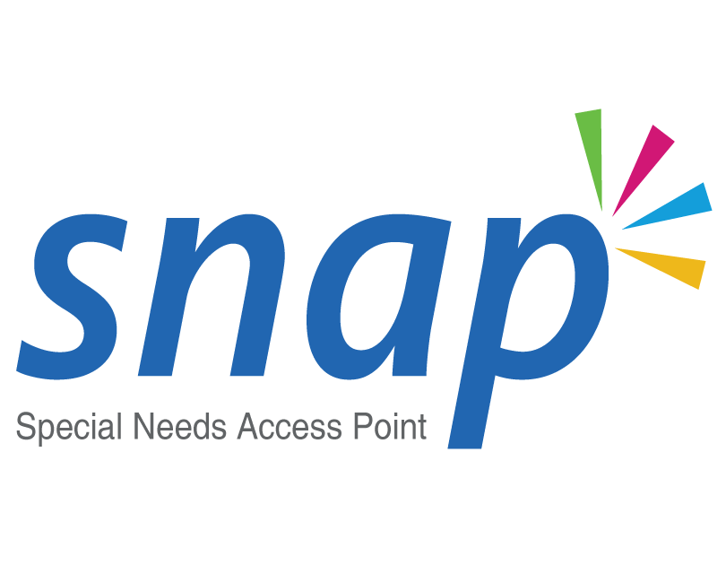 special needs access point logo
