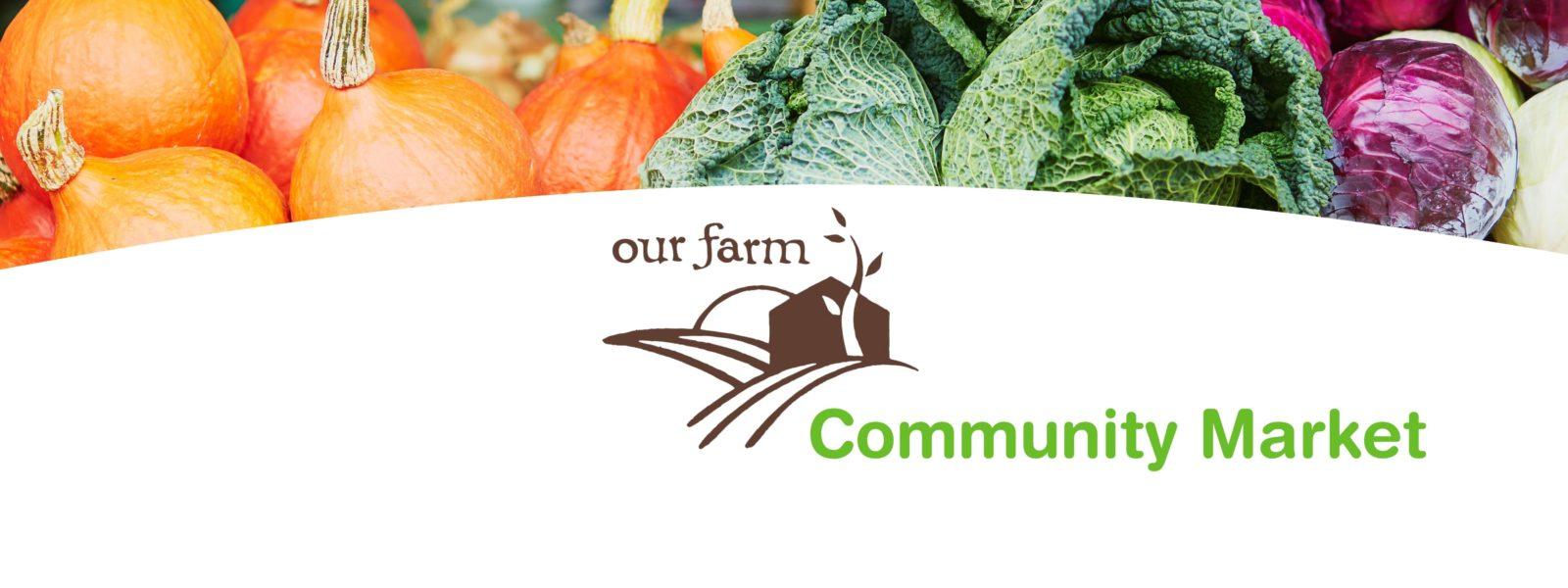 Visit our Community Market