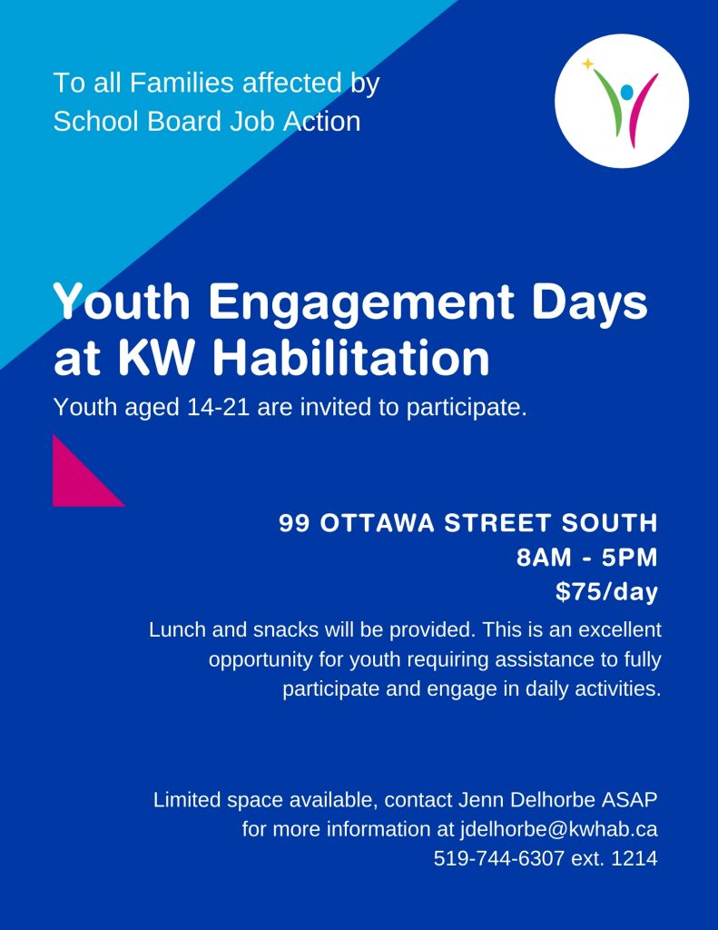 Youth Engagement Days