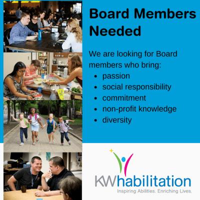 Board of Directors Recruitment 2021